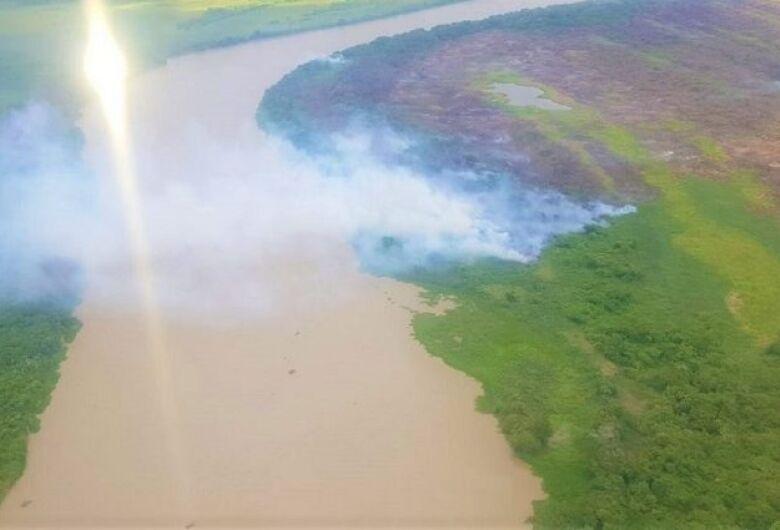 Preocupação com as queimadas leva Agência Nacional de Águas a criar Sala de Crise do Pantanal