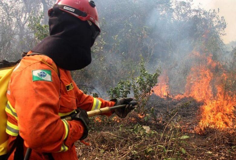 Convênio garante mais R$ 1,351 milhão para ações de combate a incêndios em MS