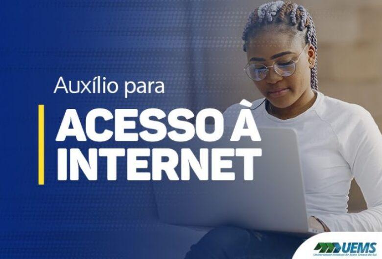 UEMS concede 711 auxílio para internet, em segunda edição do programa
