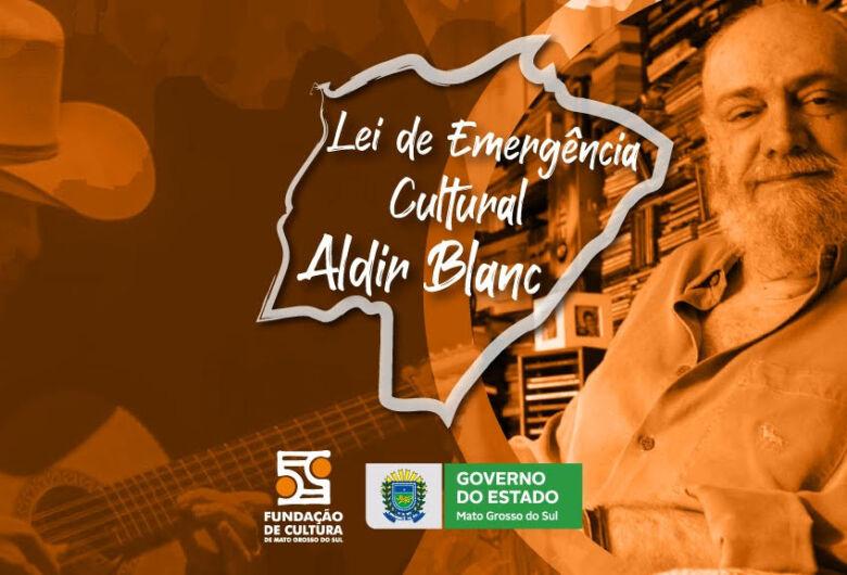 Repasse do recurso da Lei Aldir Blanc em MS acontece até o dia 26 deste mês