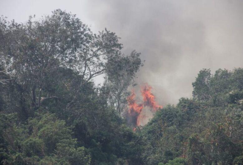 Operação Pantanal II adota nova estratégia para impedir avanço do fogo