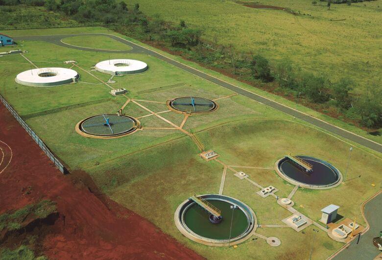 Em Dourados, Sanesul conclui R$ 121 milhões em obras de saneamento