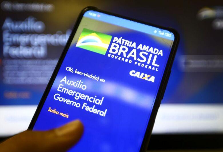Caixa libera o auxílio emergencial para nascidos em abril