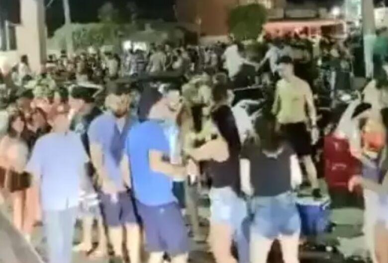 Após receber multidão de turistas, MPE recomenda medidas para evitar aglomerações em Bonito