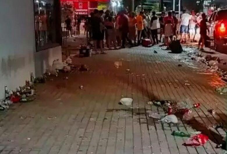 Após feriadão, 14 policiais testam positivo para covid-19 em Bonito