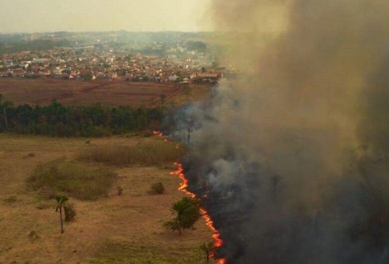 Projeto permite embargo administrativo de obra responsável por queimada