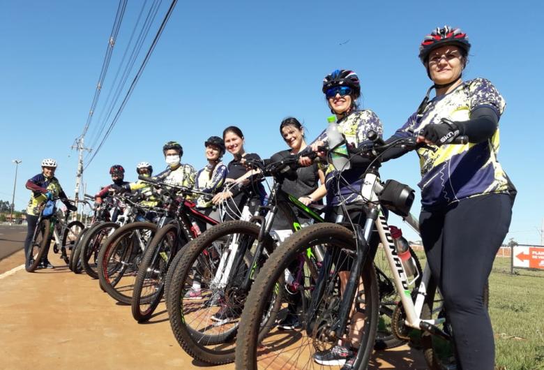 Ciclismo se torna terapia e superação em Dourados