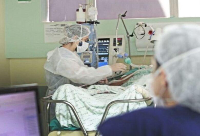 Número de pessoas internadas por covid aumenta em MS e traz preocupação