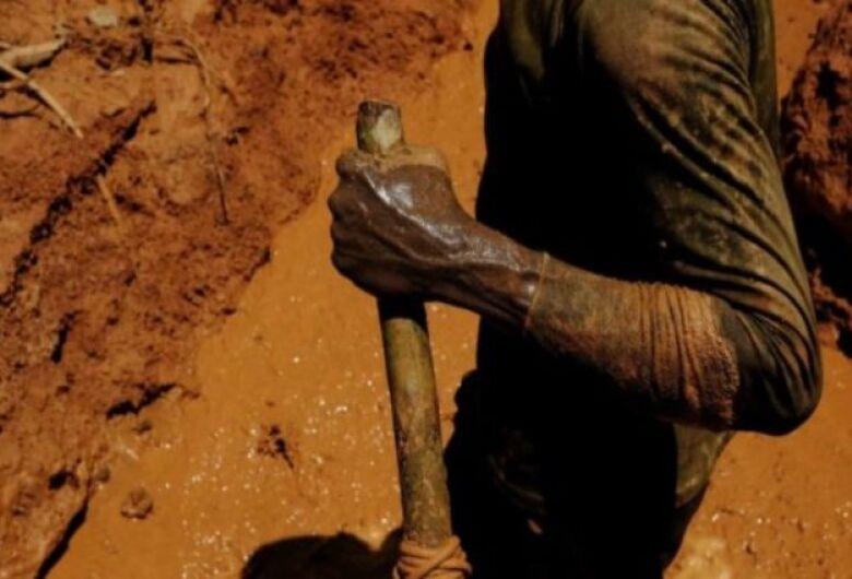 Mídia Ciência relata a história da extração de diamantes em Rochedo