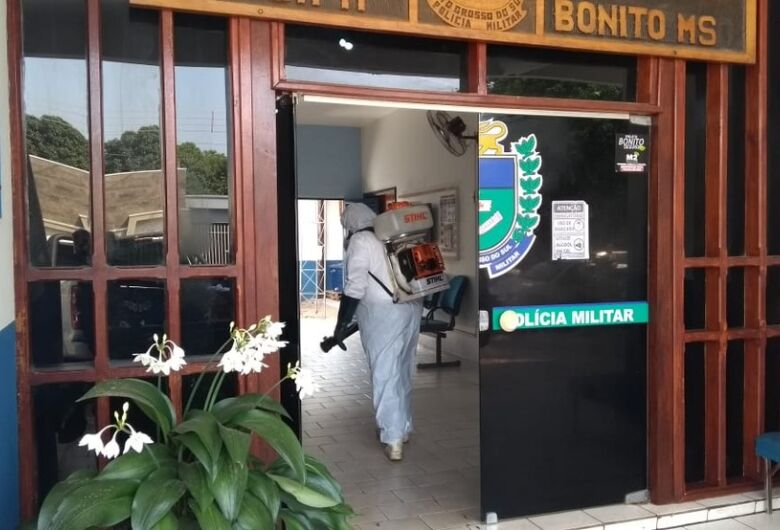 Sobe para 17 o número de policiais militares infectados por Covid-19 em cidade turística de MS