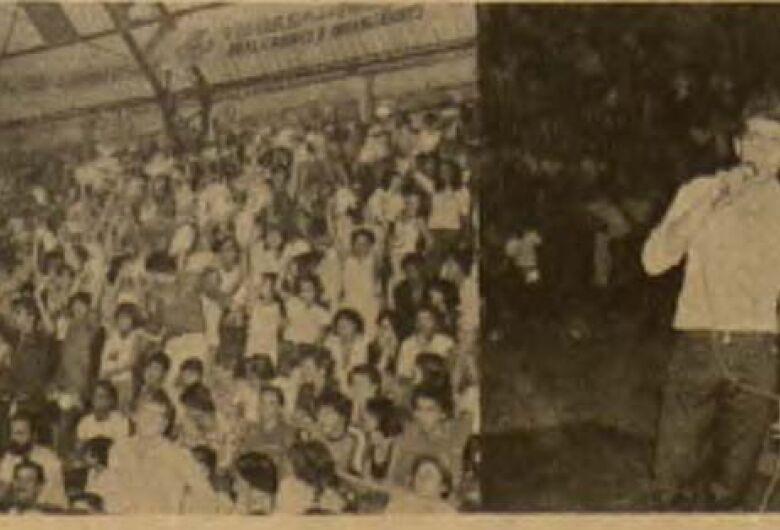 Nildo Pacito venceu o 3º Fempop em 1980
