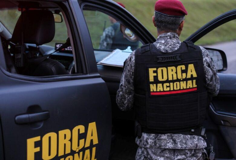 Força Nacional ficará mais um mês em Dourados e Caarapó