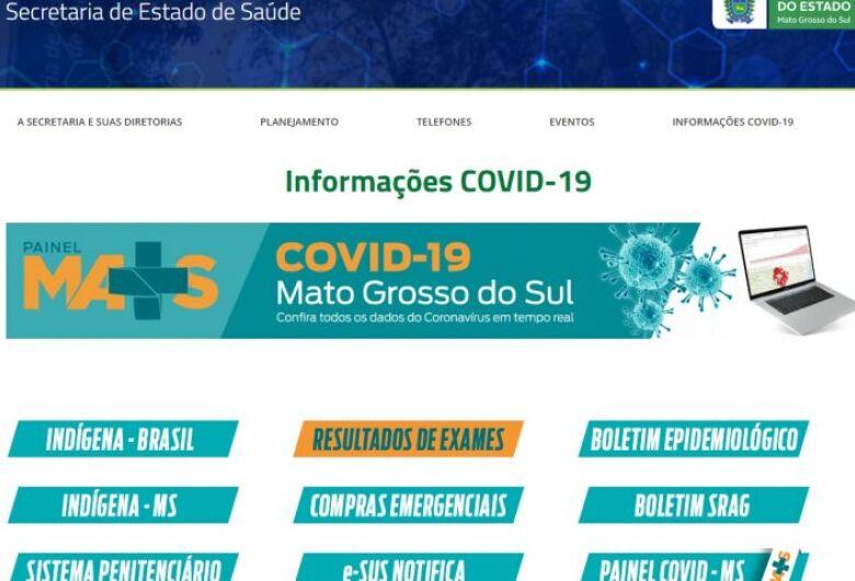 Com Painel Covid-19, SES vence prêmio de Inovação na Gestão Pública 2020