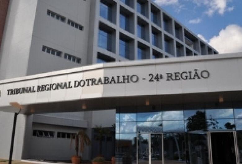 Justiça do Trabalho retomará audiências presenciais em Mato Grosso do Sul. Saiba como vai funcionar.