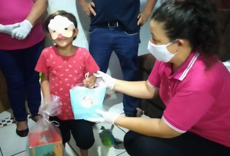 Grupo UNP Industrial faz doações de brinquedos a filhos de reeducandos