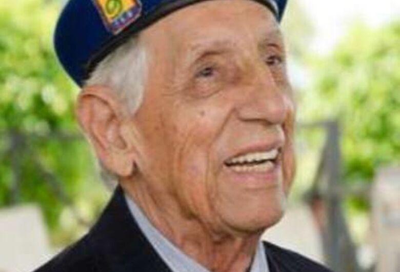 Veterano da 2ª Guerra Mundial, Isidoro Teodoro da Silva, morre aos 95 anos, na Capital