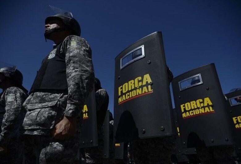 Governo Federal prorroga permanência da Força Nacional no MS