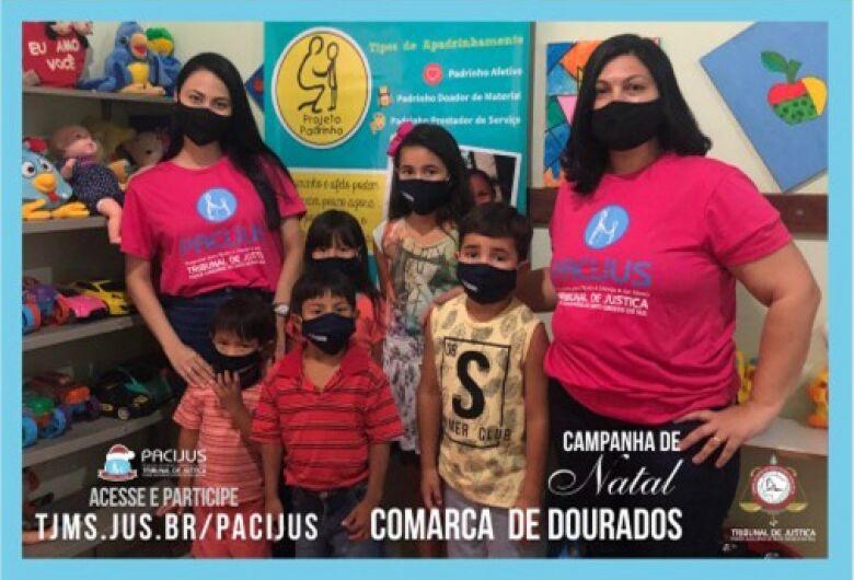 Dourados tem 45 cartinhas de crianças e adolescentes na Campanha de Natal do Pacijus