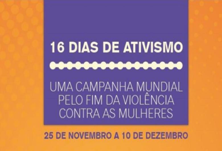 Campanha pelo fim da violência contra mulher começa amanhã