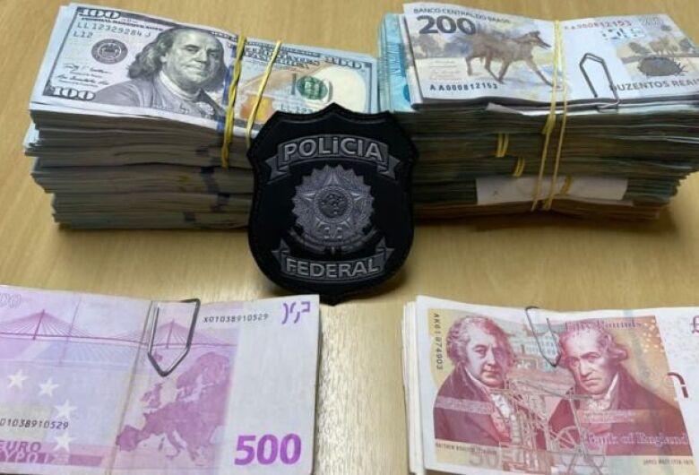 Polícia apreende R$ 500 mil em operação contra fraude no Detran