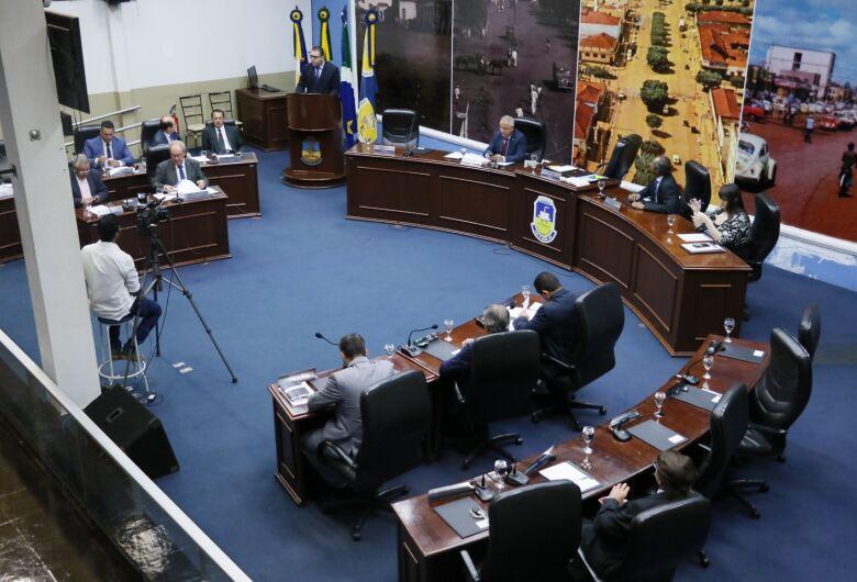 Câmara realiza reunião com vereadores reeleitos e eleitos neste sábado