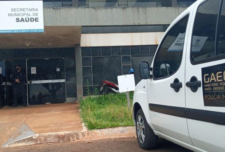 Gaeco realiza oitava operação na prefeitura de Dourados