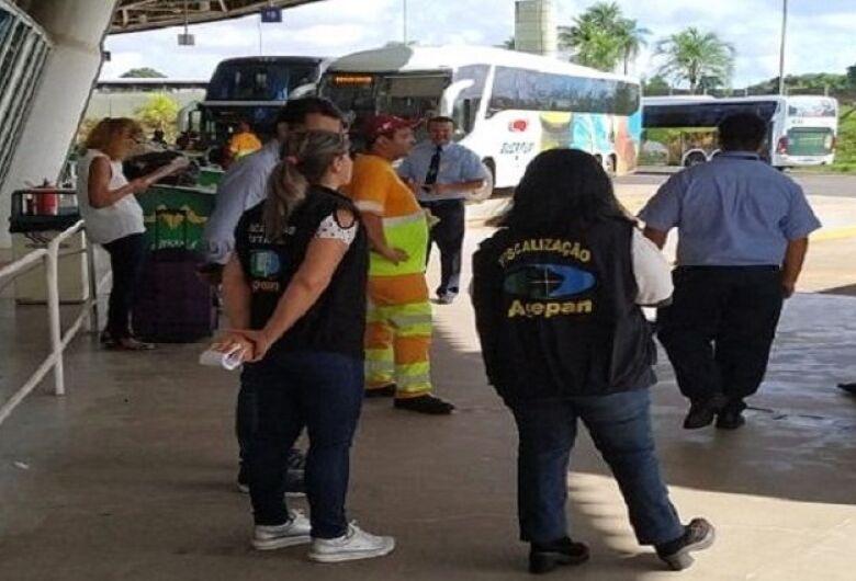 Agepan poderá firmar TAC como opção a multa para melhoria no transporte rodoviário de passageiros