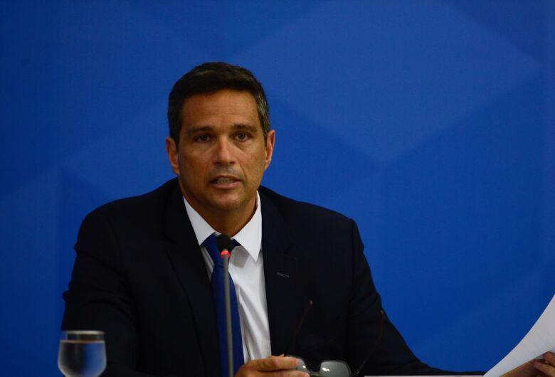 Taxa de rejeição do Pix está em 6,5%, diz Campos Neto
