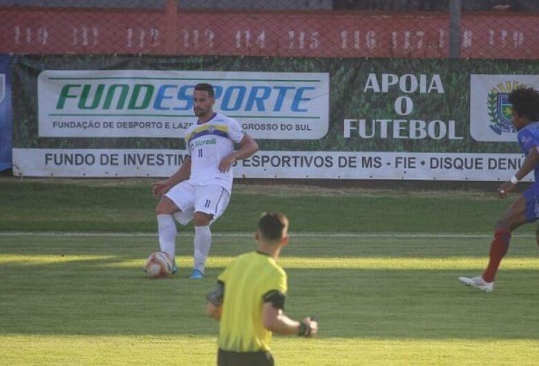Estadual de Futebol 2020: Costa Rica bate a Serc e joga pelo empate no duelo de volta das quartas de final