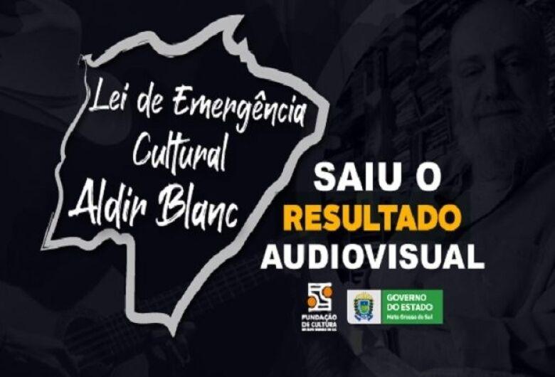 Fundação de Cultura divulga nesta segunda resultado do edital de audiovisual da Lei Aldir Blanc