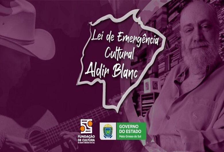 Fundação de Cultura divulga nesta sexta resultado de mais três editais da Lei Aldir Blanc