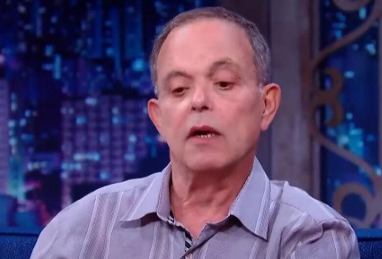 Morre o apresentador Fernando Vanucci aos 69 anos