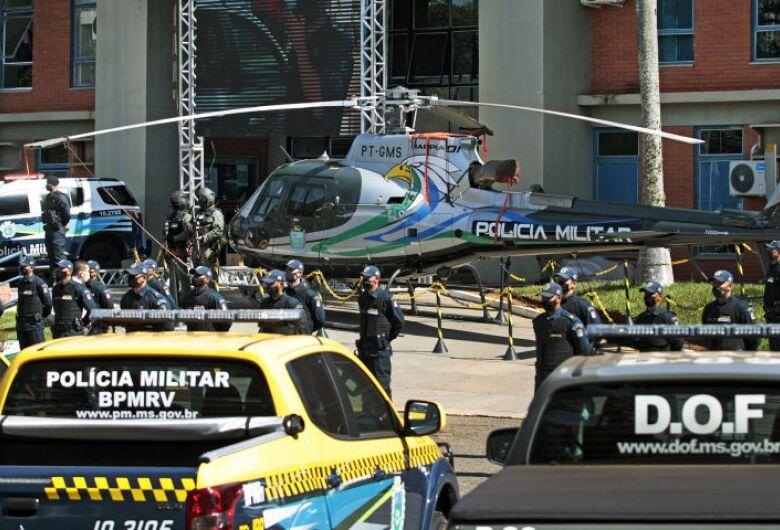 Segurança no Estado durante as festas de fim de ano terá mais de dois mil policiais nas ruas