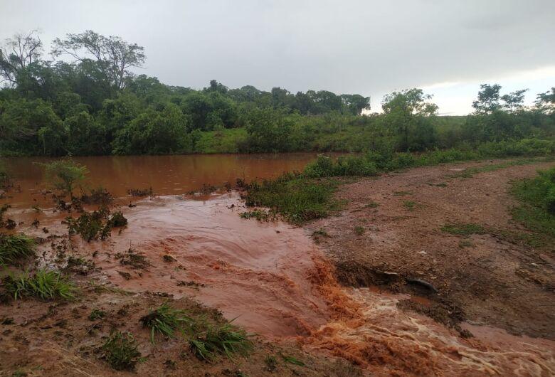 Arrendatário de fazenda é autuado em R$ 124 mil por causar danos em afluentes do Rio Formoso