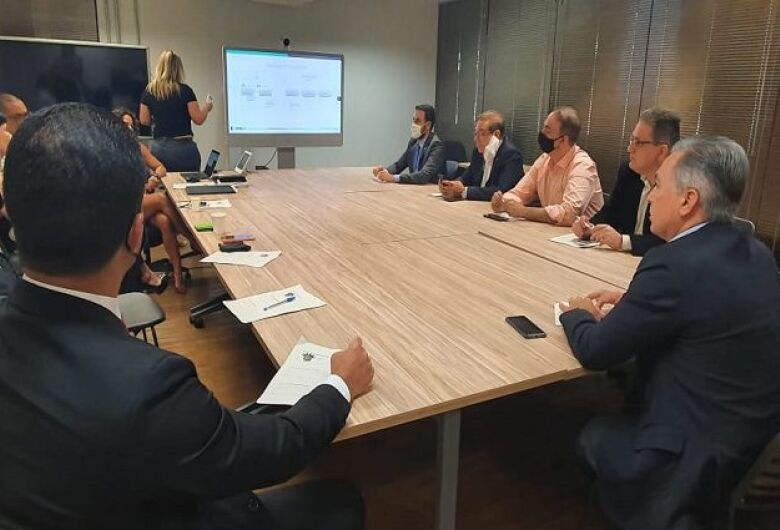 Sejusp discute implantação de integração de sistemas da segurança com o TJMS