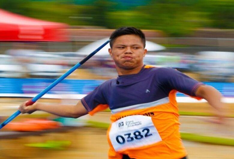 Atleta guarani-kaiowá de MS é vice-campeão brasileiro sub-18 de atletismo