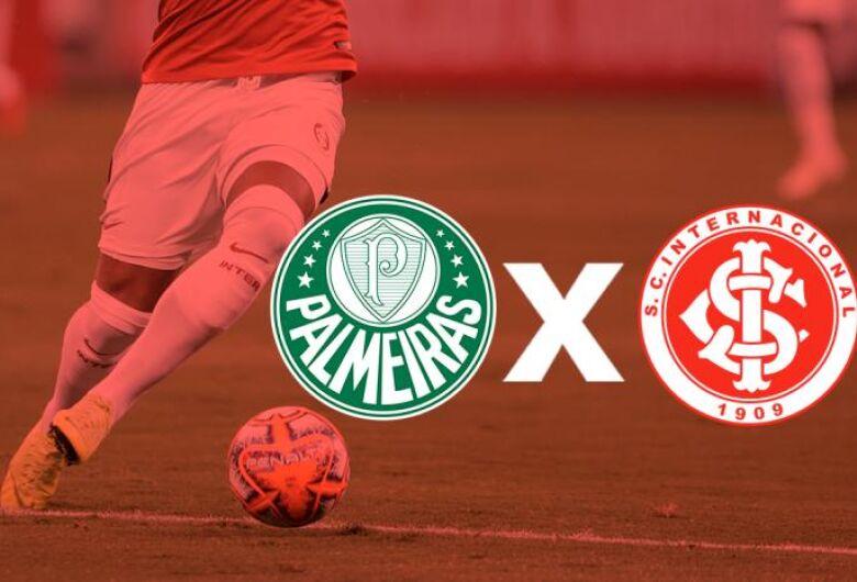 Palmeiras e Inter entram em campo pelas oitavas da Libertadores