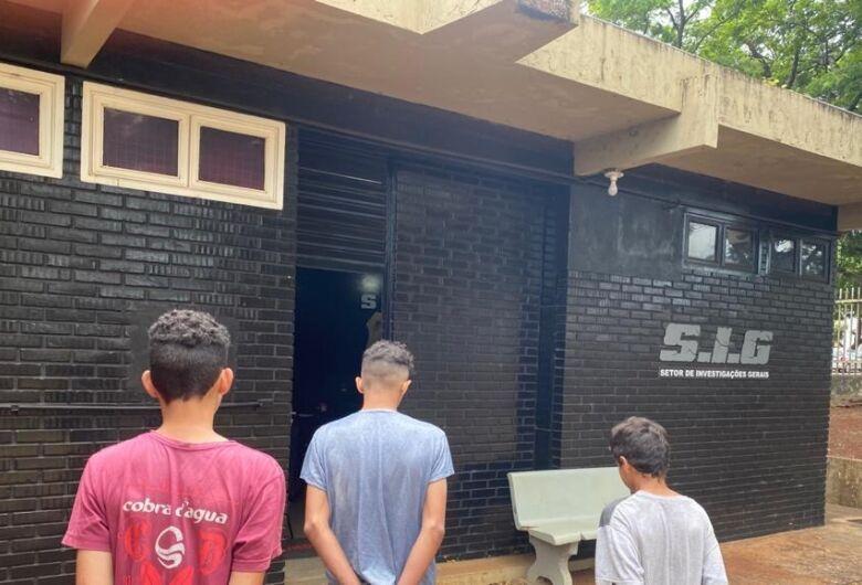 SIG recupera bens furtados de empresa e prende membros de quadrilha em Dourados