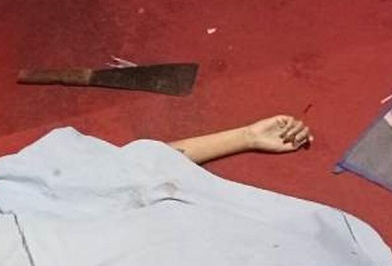 Adolescente é morta em Caarapó após tentar agredir esposo com facão