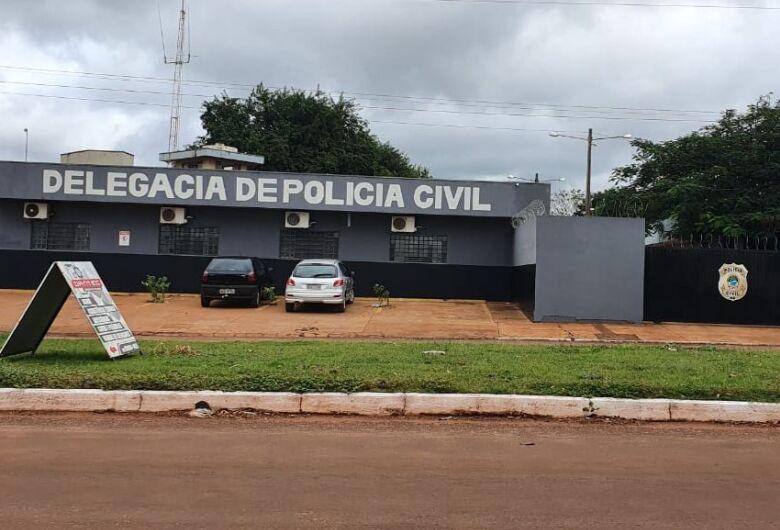 Polícia Civil realiza apreensão de adolescente que tentou matar a própria filha