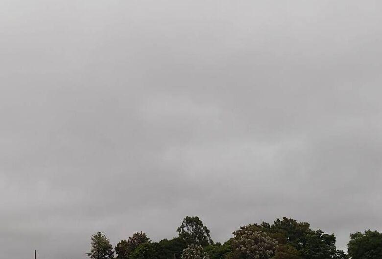 Dourados tem alerta de perigo potencial para tempestade