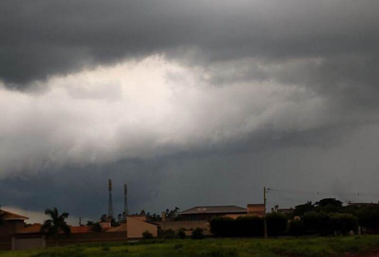 Meteorologia prevê fim de semana de tempo instável