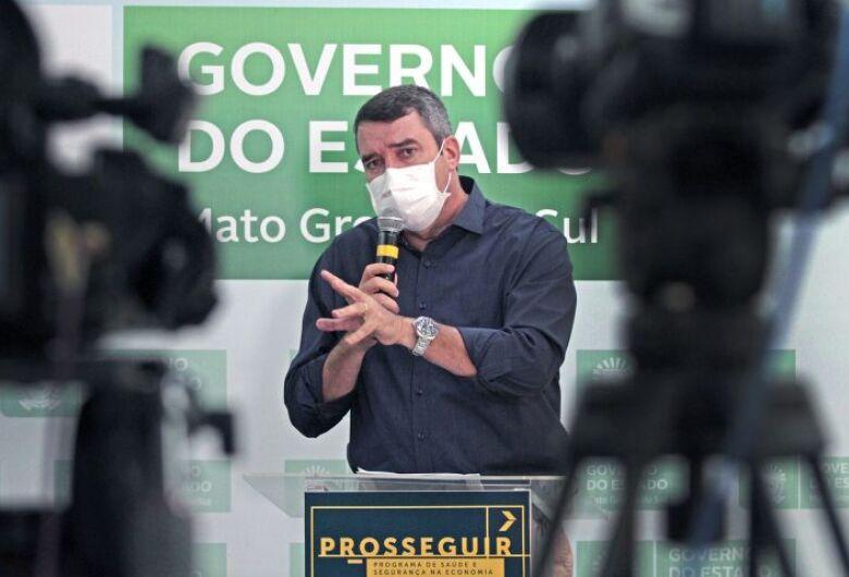 Prosseguir: Governo volta a registrar municípios em grau de risco extremo