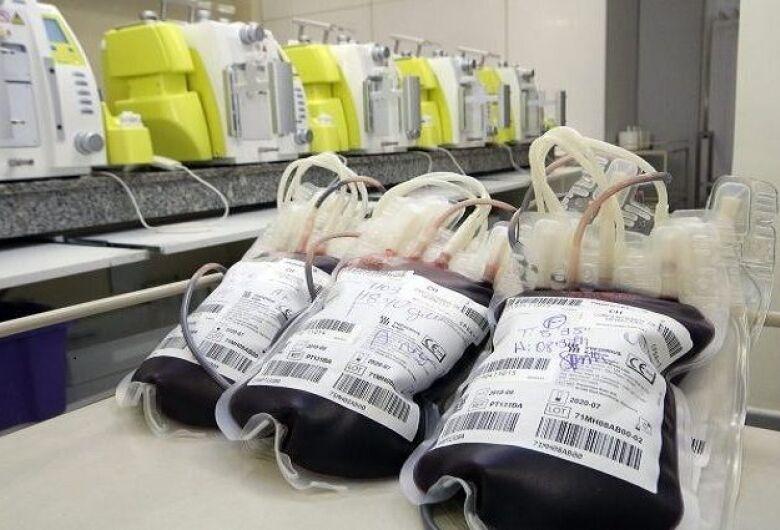Hemosul entra em estado de emergência e convoca doadores de sangue O+, A+, B+ e O-