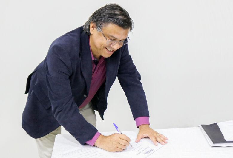 Sindicato Rural empossa nova Diretoria para a gestão 2021-2023