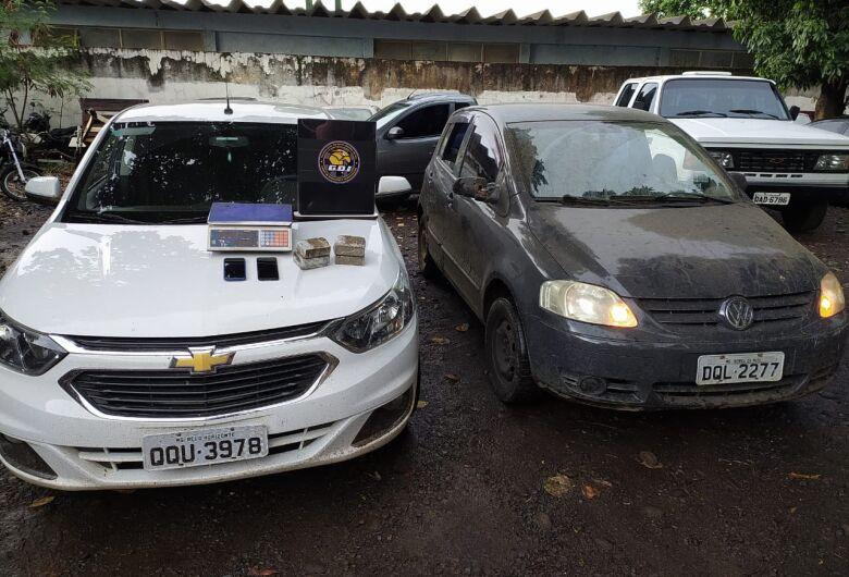 Policiais civis descobrem oficina usada para modificar veículos para o transporte de drogas em Campo Grande