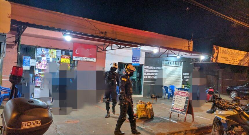 Dourados tem 300 estabelecimentos 'furões' do toque de recolher