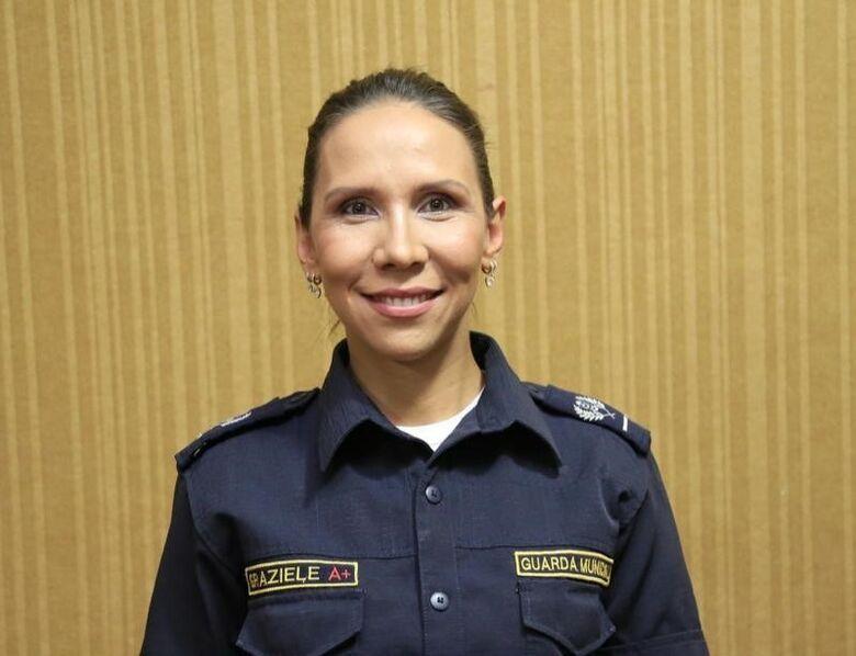Pela primeira vez na história de Dourados, mulher assume comando da Guarda Municipal - Crédito: Foto: Divulgação
