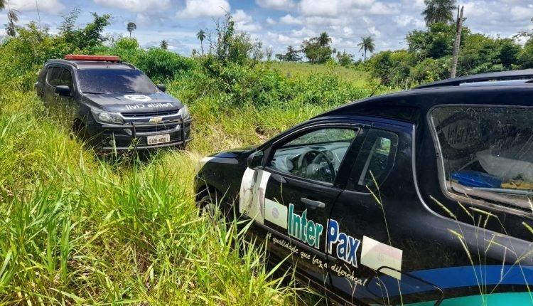 Corpo de taxista foi achado em região de aldeia no sul de MS - Crédito: Divulgação