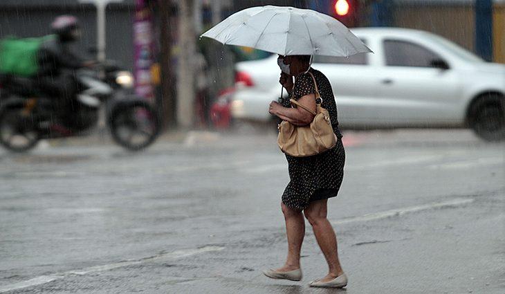 Fim de semana será de tempo instável e temperaturas amenas - Crédito: Saul Schramm
